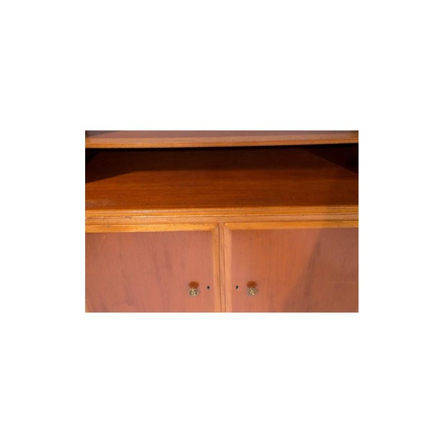Mid-Century Swedish Bookcase Cabinets - A Pair - Image 5 of 9