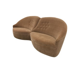 "Truex American Furniture 2-Piece ""Dominique Sofa"""