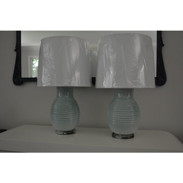 Carlyle Hotel Lamps, Pair - Image 2 of 5