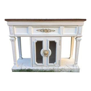 Vintage Thomasville Console Table