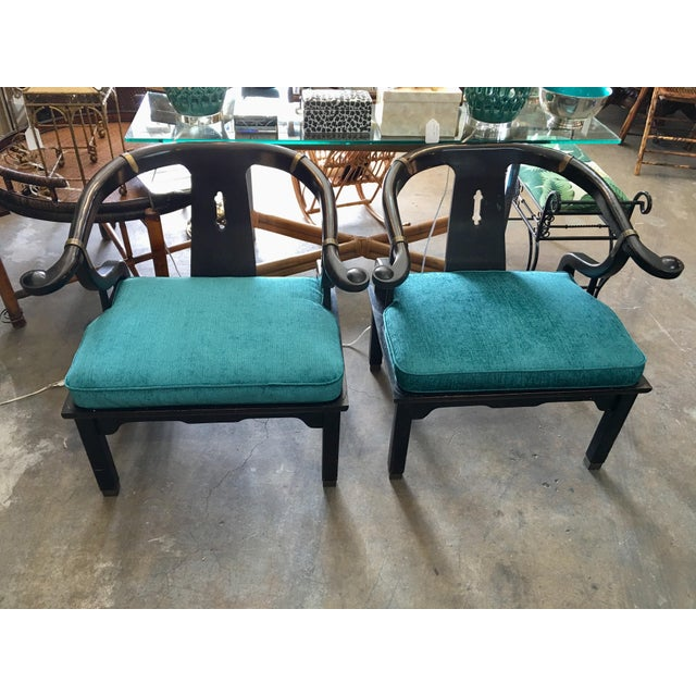 James Mont for Century Ming Chair - A Pair - Image 6 of 6