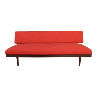 Solid Teak Sofa with Underneath Storage Space