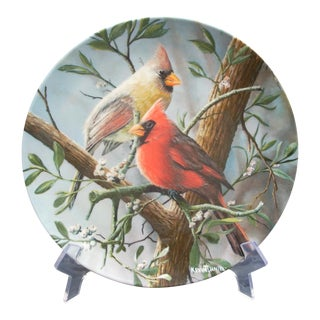 Knowles The Cardinal Plate