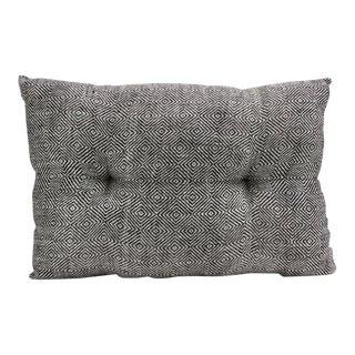 Detailed Diamond Handloom Pillow