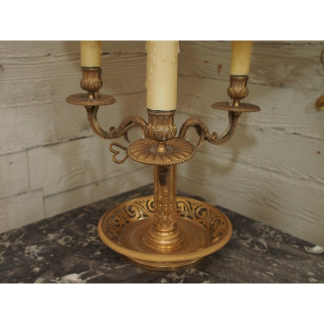 Image of 19th Century French Bouillotte Lamp