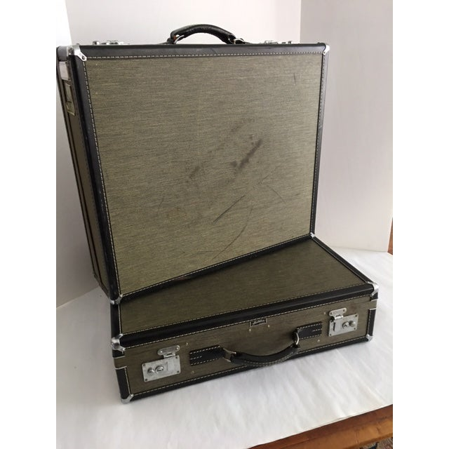 Hartmann Skymate Vintage Hardcase Luggage - 2 Pieces - Image 8 of 11