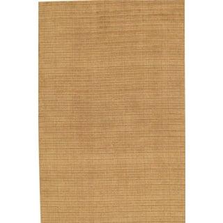 """Modern Hand-Loomed Wool Area Rug - 5' 7"""" X 8' 9"""""""