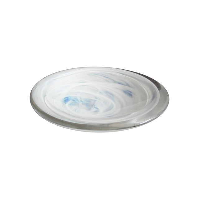 Kosta Boda Atoll Glass Centerpiece Bowl - Image 1 of 5