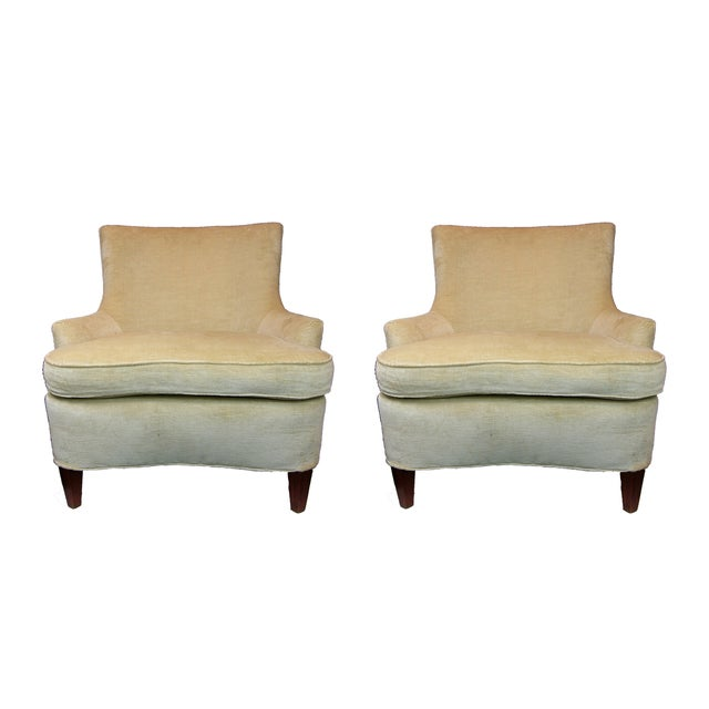 Hollywood Regency Chairs, Billy Haines - Pair - Image 2 of 7
