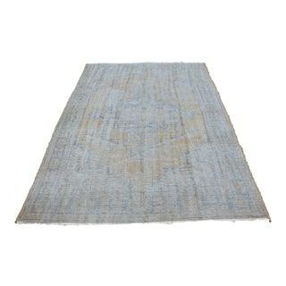"""Floor Oushak Anatolian Handmade Carpet - 68"""" x 101"""""""