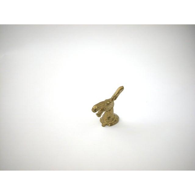 Image of Brass Donkey Bottle Opener