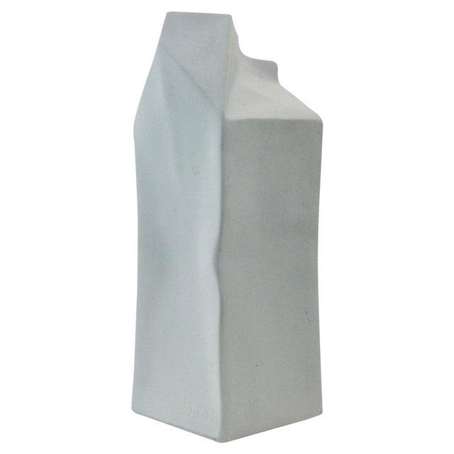 Rosenthal Studio Line Porcelain Milk Carton Vase - Image 2 of 6