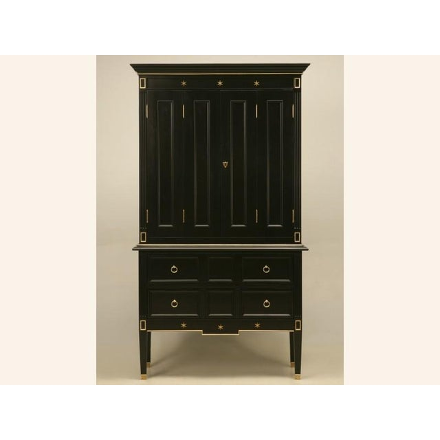 Vintage Jacques Adnet Style Cupboard - Image 2 of 11
