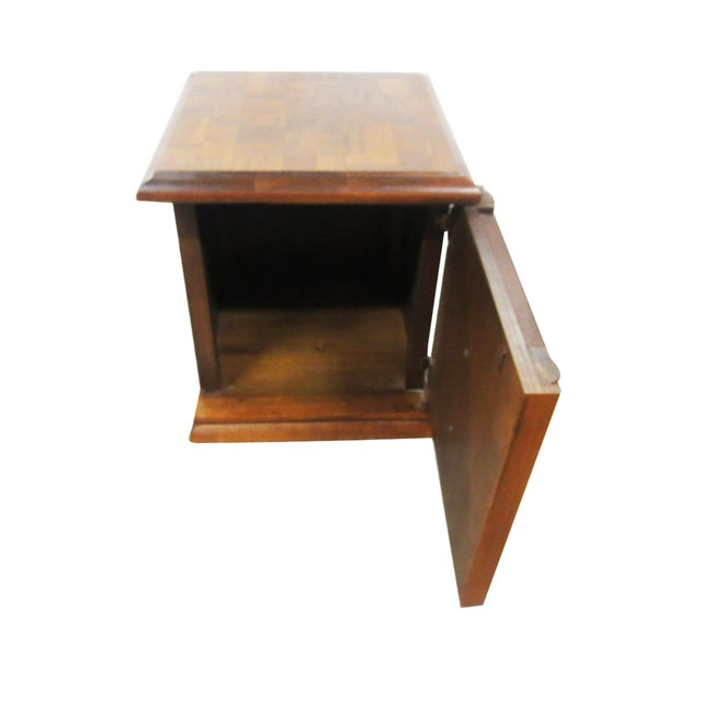 Mersman Side Tables or Nightstands - A Pair - Image 6 of 9