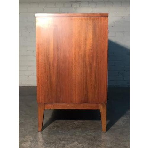 Mid-Century Modern Walnut Dresser - Image 4 of 11