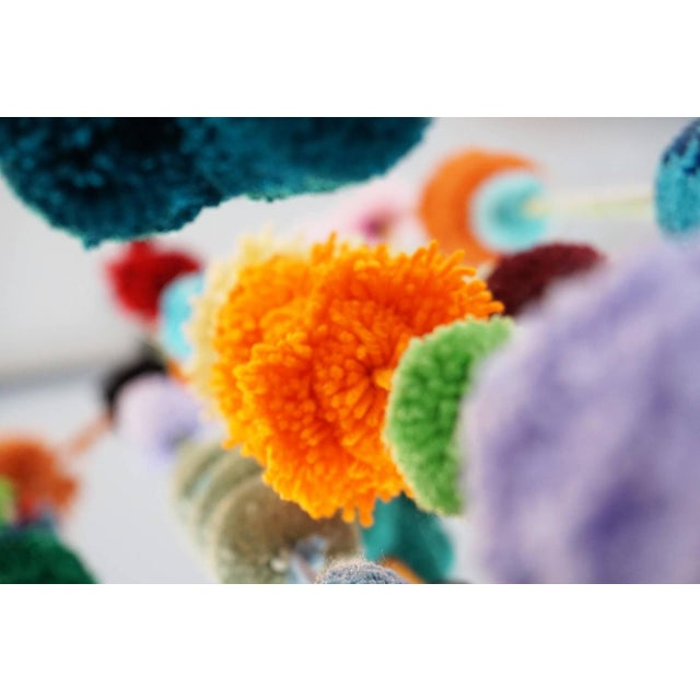 Image of Pom Pom Sculptures
