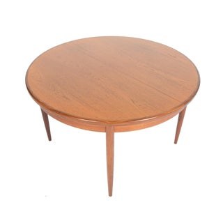 G Plan Round Butterfly Dining Table