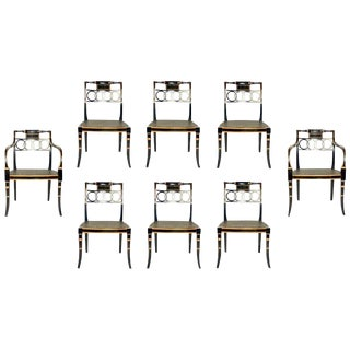 Alston Governor Chairs by Baker - Set of 8