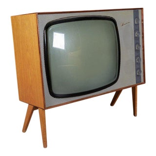 Mid Century Vintage Television by Stig Lindberg