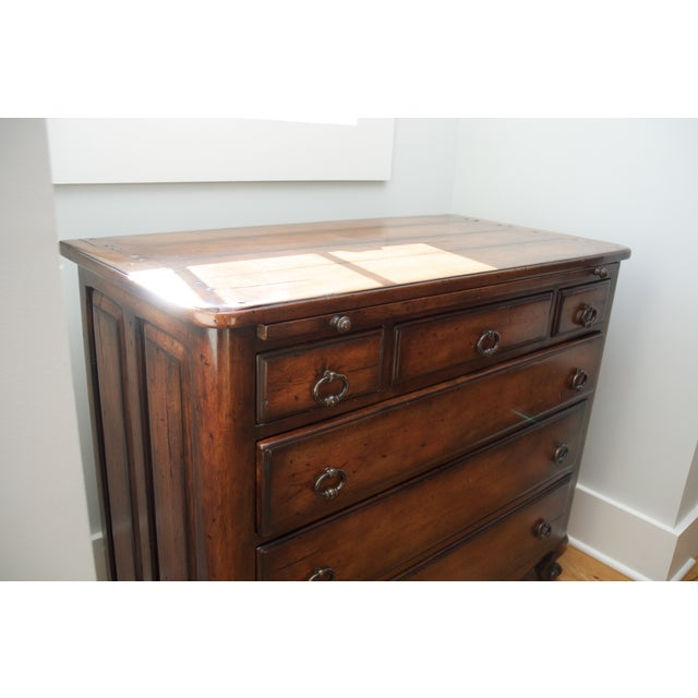 Image of European Antique Reproduction Chest of Drawers