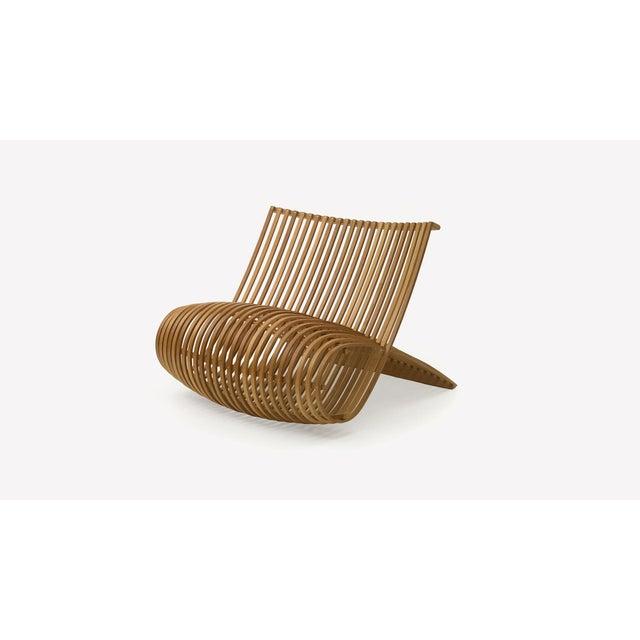 marc newson wood chair chairish