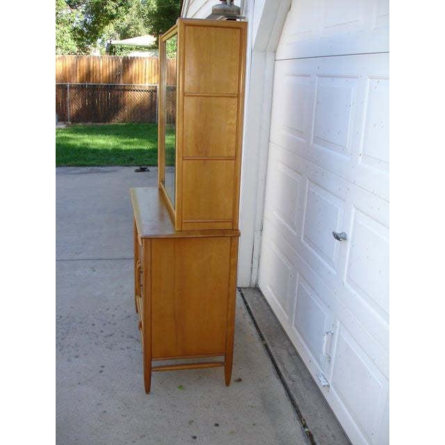 Cushman Contemporary Hutch /Sideboard - Image 4 of 8