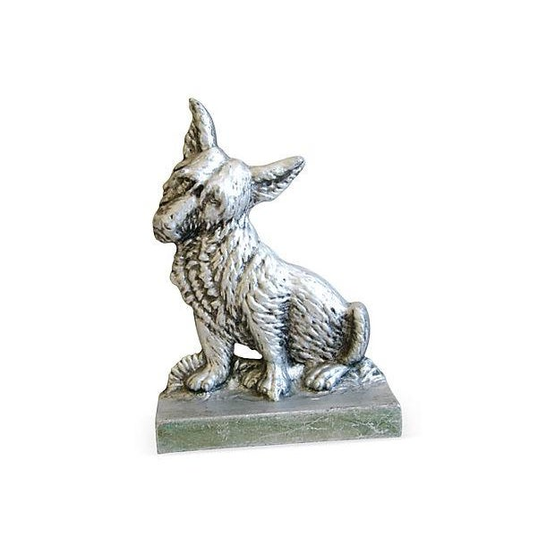 1960s Terrier Dog Bookends- A Pair - Image 6 of 6