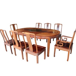 Rosewood Adjustable Dining Set