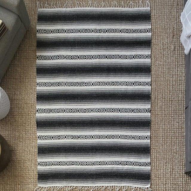 Southwestern Boho Throw Blanket - Image 5 of 5