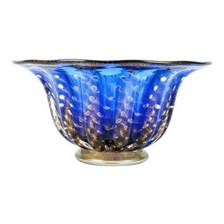 Mid-20th Century Murano Decorative Bowl