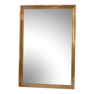 Modern Bras Bistro Mirror