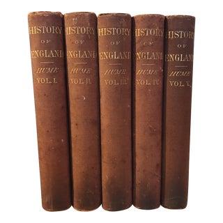 History of England - 5 Volume Set
