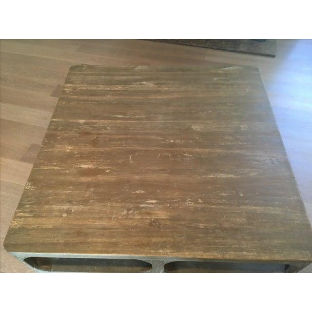 Restoration Hardware Coffee Table - Image 6 of 6
