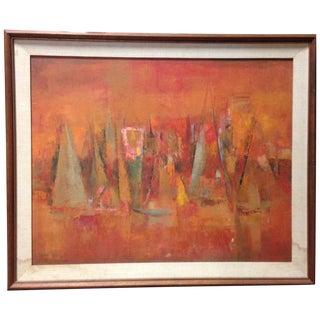 Mid-Century Sailboats by Jean Kalisch