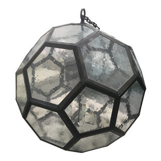 Kerry Joyce Hexagonal Hanging Globe Light Fixture