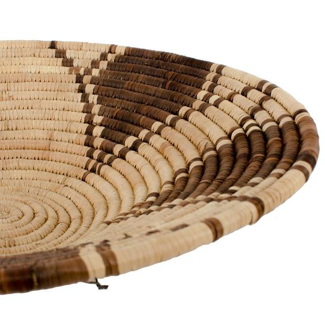 Vintage Coiled Star Basket - Image 2 of 4
