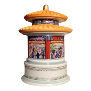 Ardleigh Elliot Forbidden City Music Box