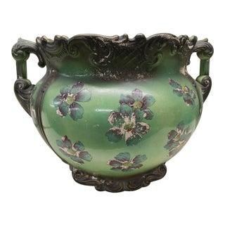 Victorian Haynes Baltimore Pottery Art