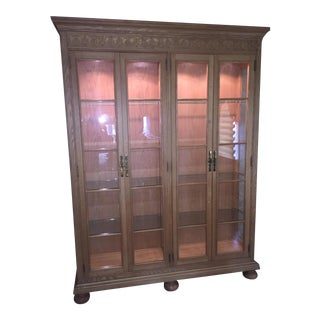 Henredon Display Cabinet