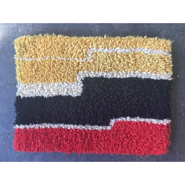 Image of Abstract Expressionist Needlework