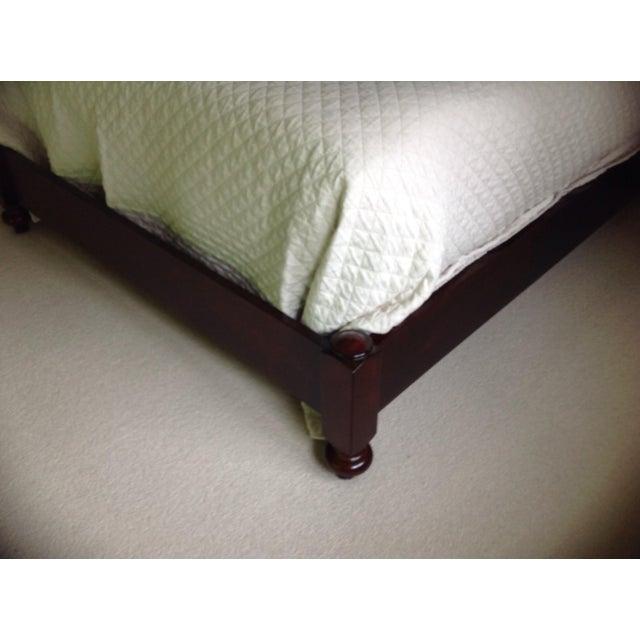 Restoration Hardware Camden Queen Bed - Image 4 of 6