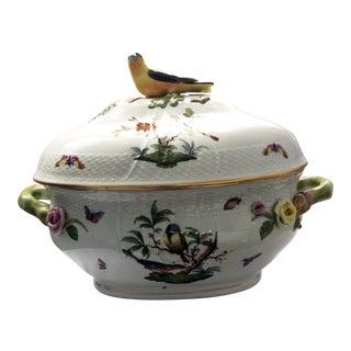 Herend Rothschild Bird Tureen