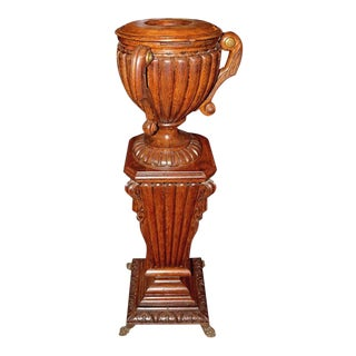 19th Century Wine Cellarette/Jardiniere