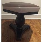 Image of Ralph Lauren Pedestal Side Table