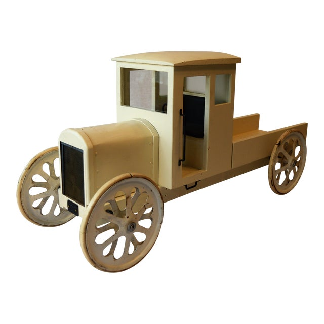 Wooden Toy Truck - Image 1 of 4