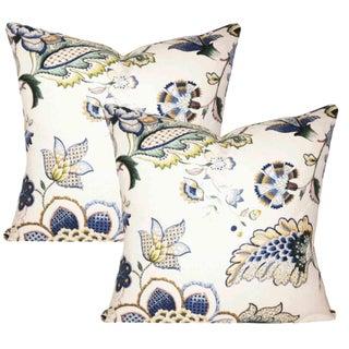 Arboretum Linen Blend Accent Pillows - A Pair
