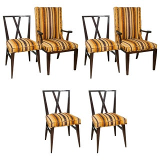 Charak for Tommi Parzinger Chairs - Set of 6