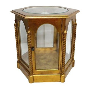 Gilt Florentine Side Table