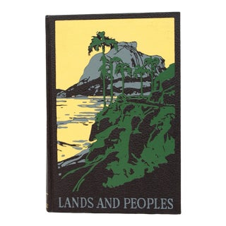 Land & Peoples - Decorative Geography Book