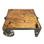 Image of Vintage Industrial Coffee Table